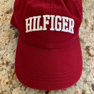 Tommy Hilfiger Accessories - TOMMY HILFIGER RED HAT 9c18df6fa7d